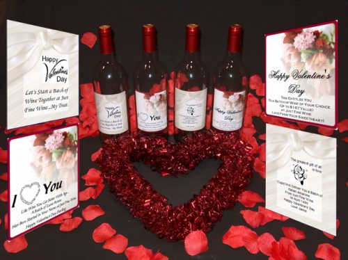 Give A Craft Winemaking Experience This Valentine's Day
