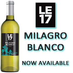 LE17 Milagro Blanco Now Available