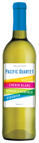 Selection Pacific Quartet