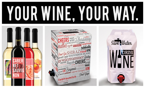 Your Wine, Your Way.