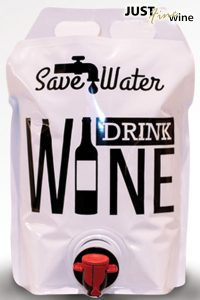 Save Water 3L Bag