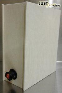 Wooden Wine Box - 4L
